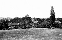 Eversley, the Church 1901