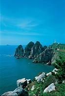 Somaemuldo Island,Hallyo Haesang National Park,Gyeongnam,Korea