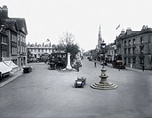 Horsham, the Carfax 1924