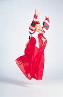 Kid In Korean Costume,Korea