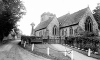 Washington, St Mary's Church c1960