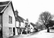 Wooburn, the Village 1910