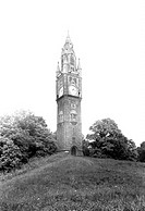 Abberley, Clock Tower of the Hall c1955