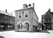 Dursley, Market House c1947