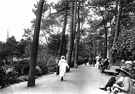 Bournemouth, the Pine Walk 1922