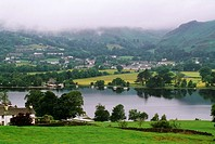 Coniston Water, Lake District, England