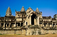 Angkor Wat Temple, Cambodia