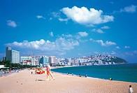 Haeundae,Busan,Korea