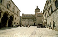 St Blaises Church Dubrovnik