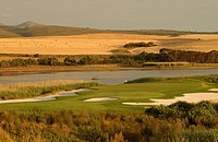 Golf Course in South Africa