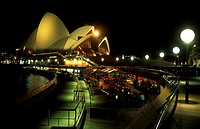 Sydney Opera House and Forecourt