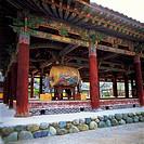 Unmunsa Temple,Gyeongbuk,Korea