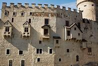 Castello del Buon Consiglio. Trento. Trentino. Alto Adige. Italy.