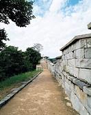Jinjuseong Fortress,Gyangnam,Korea