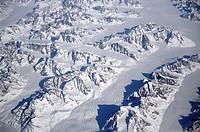 Glaciers. Denmark