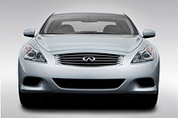 2008 Infiniti G Coupe G37 Sport in Gray - Low/Wide Front