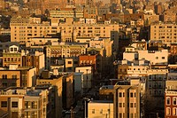 ROOFTOPS, JERSEY CITY, NEW JERSEY, USA
