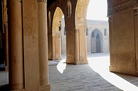 The Mosque of Ahmad ibn Tulun completed in 879 AD on Mount Yashkur in a settlement named al-Qata´i by the founder of Egypt´s  Tulunid Dynasty (868-905...