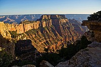 North Rim, Grand Canyon. Arizona, USA