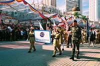 50th Merdeka _ march past, Kuala Lumpur, Malaysia