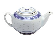 World symbols: Teapot China