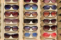 Cheap sunglasses for sale Venice Beach Los Angeles California USA