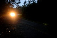 Light, Light of Car, Rio Grande do Sul, Brazil