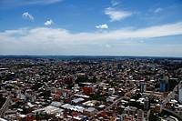 Aerial view, Caxias do Sul, Rio Grande do Sul, Brazil