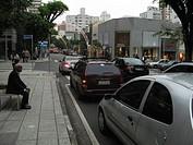 Traffic, São Paulo, Brazil