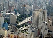 Skyline, Urban Landscape, Sao Paulo, Brazil