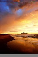 Sunrise, Meia_Praia, Navegantes, Santa Catarina, Brazil
