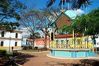 Square 14 De Novembro, Santana do Parnaíba, São Paulo, Brazil