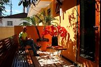 Restaurant Obá, Street Dr. Melo Alves, Jardins, São Paulo, Brazil