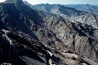 Saudi Arabia Asir Mountains