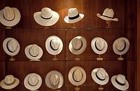 Ecuador - Azuay Province - Cuenca. Panama hats
