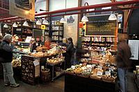 Canada, North America, America, Vancouver, Fresh Produce Market, Granville Island Market Place, British Columbia, food