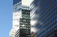 USA, America, United States, North America, New York, World Financial Center, Downtown, Manhattan, office buidling, mo