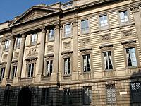 italy, lombardia, milan, palazzo belgioioso
