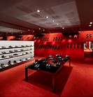 KURT GEIGER, REGENT STREET, LONDON, W1 OXFORD STREET, UK, FOUND ASSOCIATES, INTERIOR, VIEW OF STORE FROM MAIN ENTRANCE