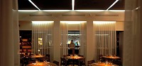 LE CIRCLE RESTAURANT, SLOANE STREET, LONDON, SW1 VICTORIA, UK, UNITED DESIGNERS, INTERIOR, INTERIOR PANORAMA