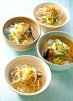 Korean food _ noodle