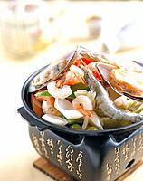 Japanese food - seafood (thumbnail)