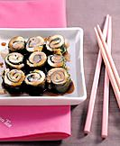 Japanese food _ sushi