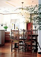 Dining room interior (thumbnail)