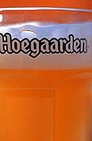 Belgian beer,la Hoegaarden,