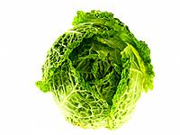 Raw Food, vegetables, Savoy Cabbage