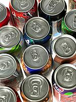 Various Canned Drinks