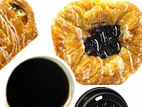 Food _ Coffee and Pastry