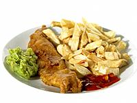 Food _ Fish and Chips
