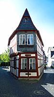 Germany, Kirchberg Hunsrueck, Soonwald, nature reserve Soonwald-Nahe, Hunsrueck, Rhineland-Palatinate, Heimathaus Kirchberg, local heritage museum, ha...